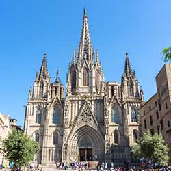 Cattedrale Barcellona