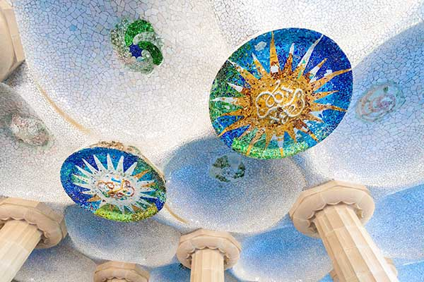 parque guell tickets